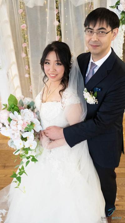 Wongwajarachot/Barrett-Lhu wedding