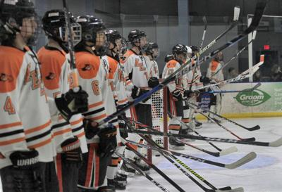 KHS hockey lineup