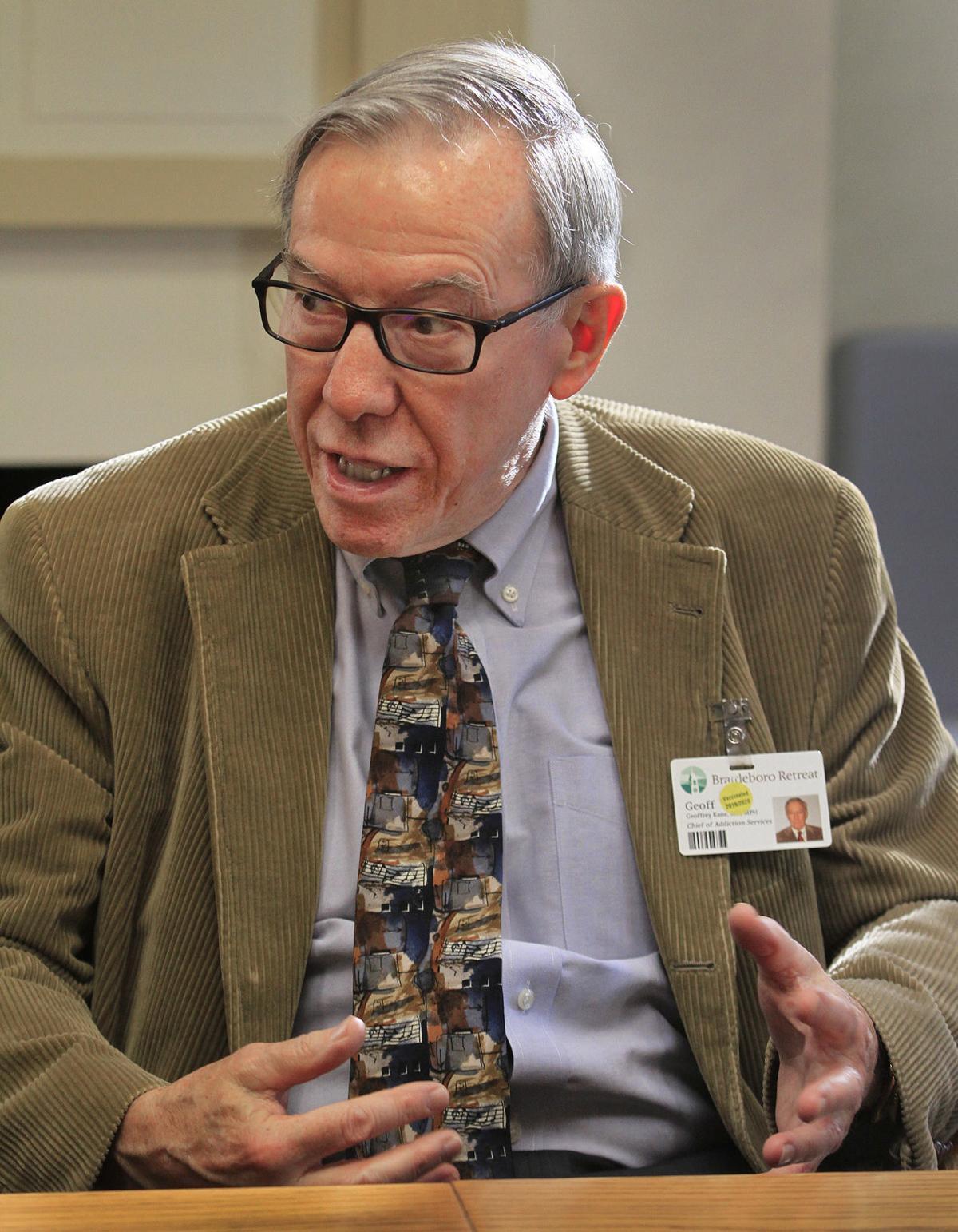 Dr. Geoffrey Kane