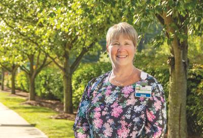 Healthcare: Lori Guyette