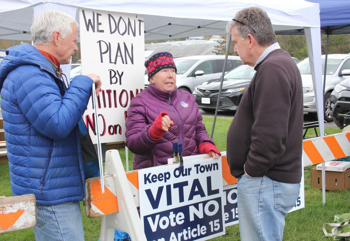 'Keep Our Town Vital'