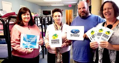 Subaru Of Keene >> Subaru Of Keene Selects Hundred Nights As Hometown Charity