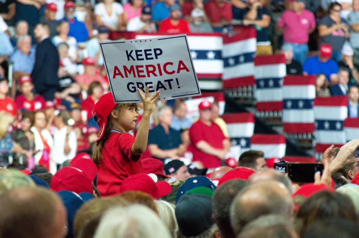 """Keep America Great"""