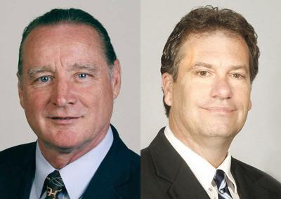 Terry Clark and Randy Filiault