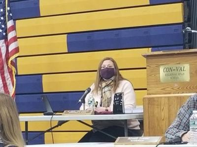 Superintendent Kimberly Rizzo Saunders