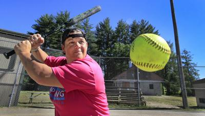 A Career Long Pursuit Tisdale Home Run Now Part Of Local Softball