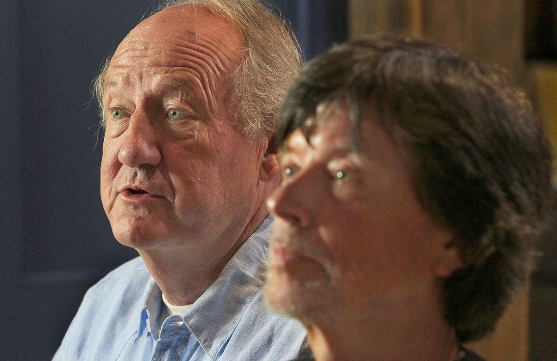 Dayton Duncan and Ken Burns