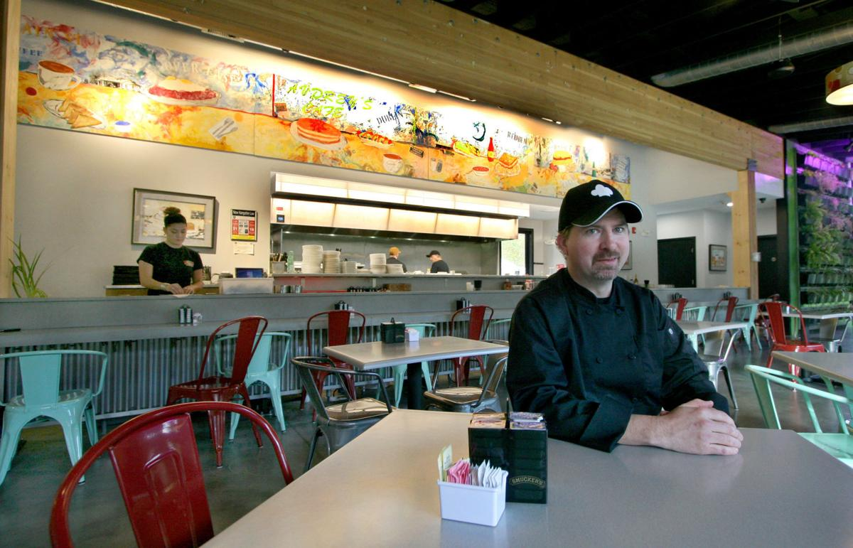 Audrey S Cafe Gets A Facelift Along With New Chef And New