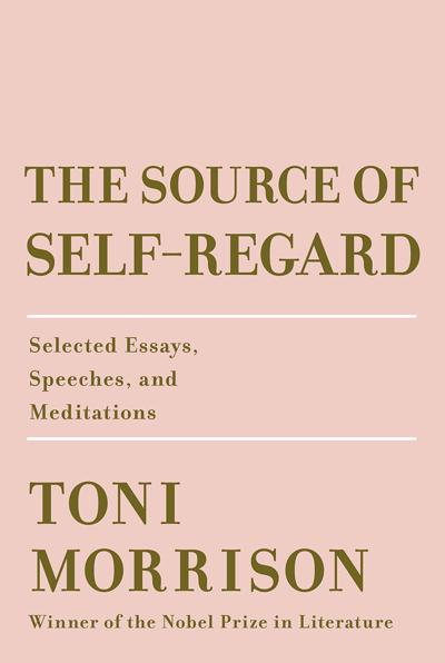 'The Source of Self-Regard'