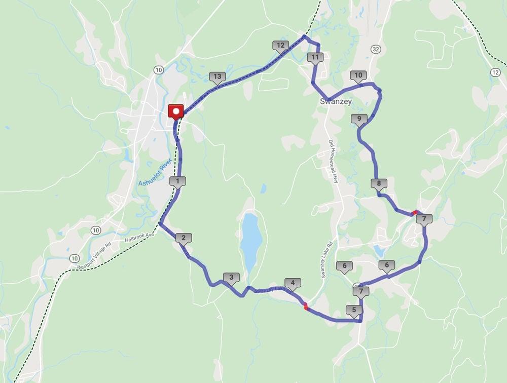 Backroads Biking