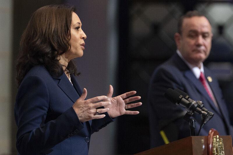 Harris vows aid program in Latin America