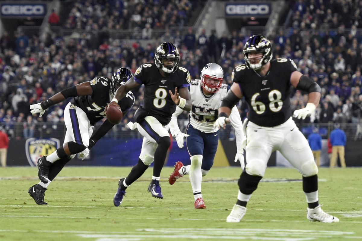 Patriots Ravens Football