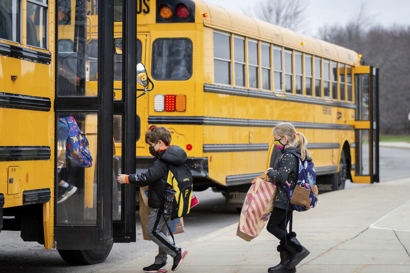 Back to school: At Hermitage, the new normal is a lot like old normal