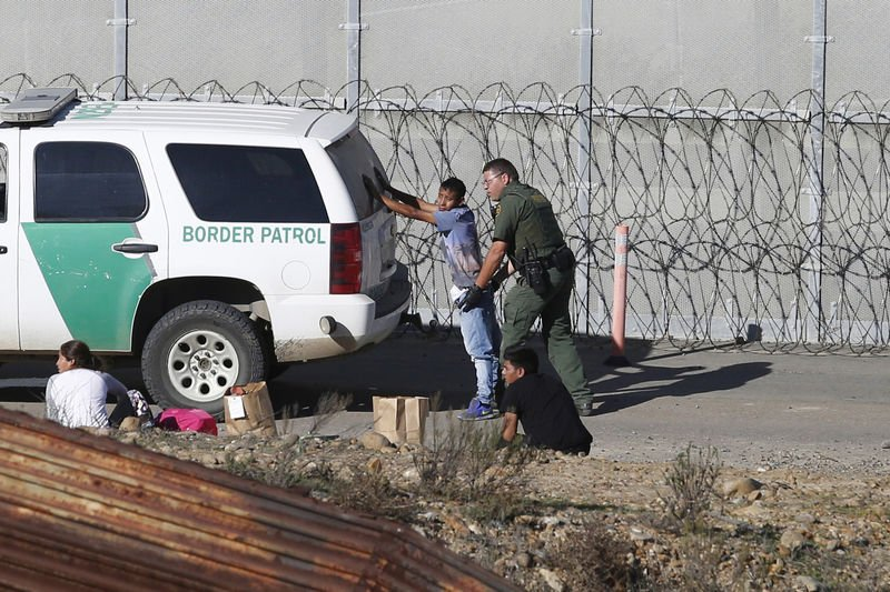 DHS official defends conditions at Border Patrol stations