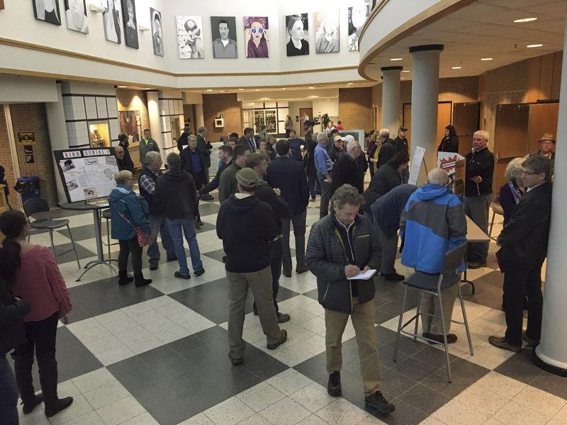 Residents ask DEP to deny landfill permit lobby