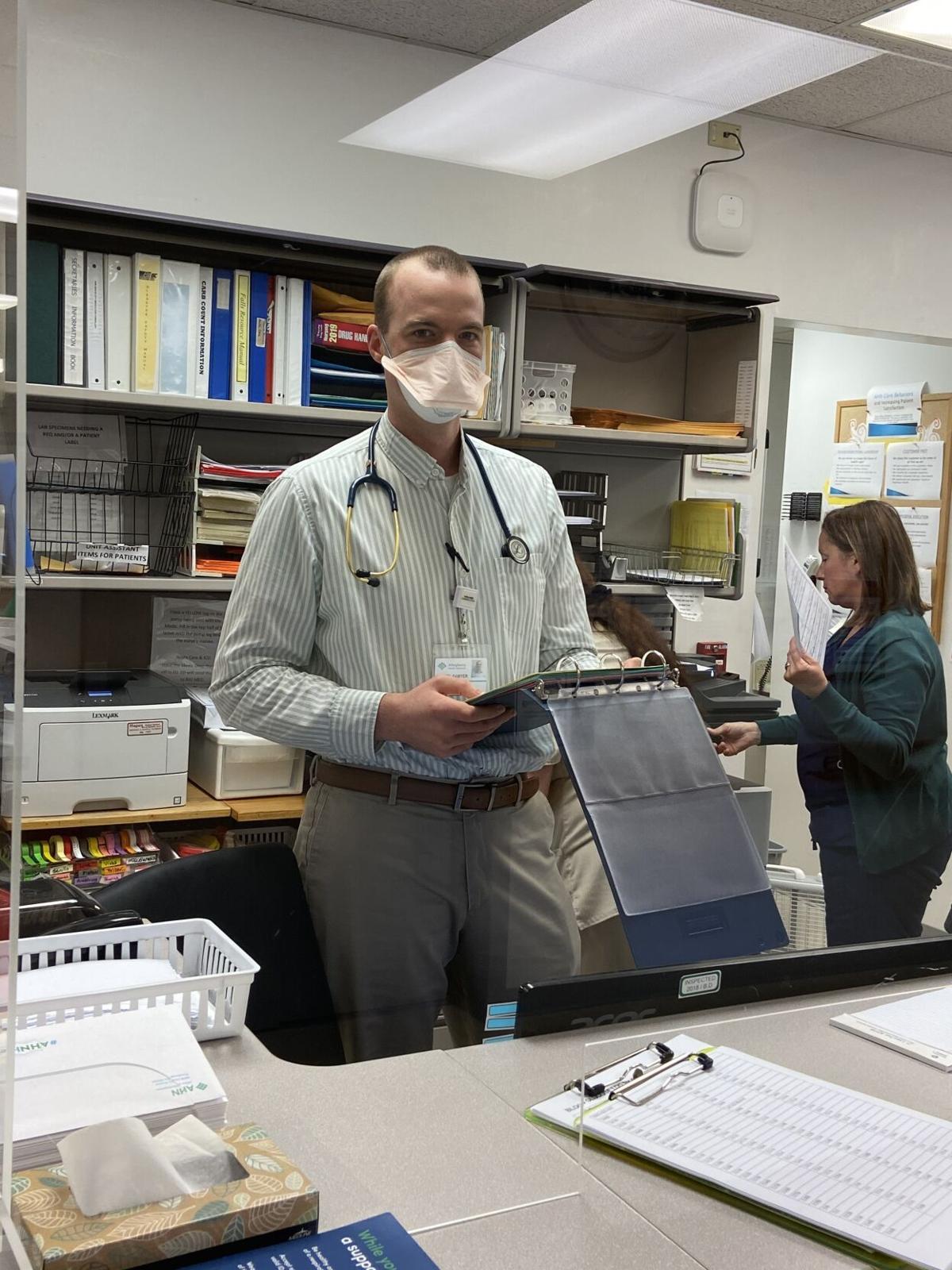 AHN Grove City doctor