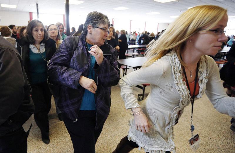 'Run, Hide, Fight' mindset making way into U.S. schools