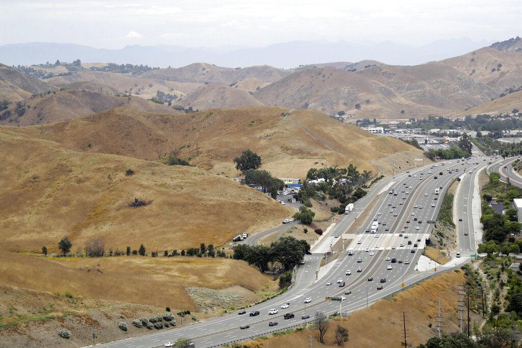 Wildlife Crossing Southern California