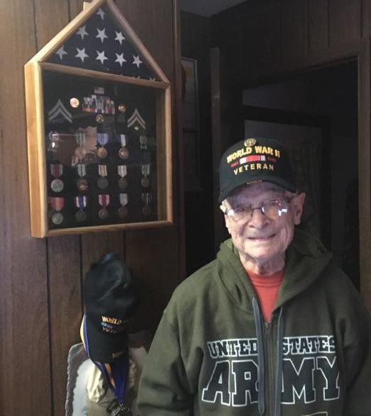 Veteran chosen to lead Hermitage Holiday Light Parade