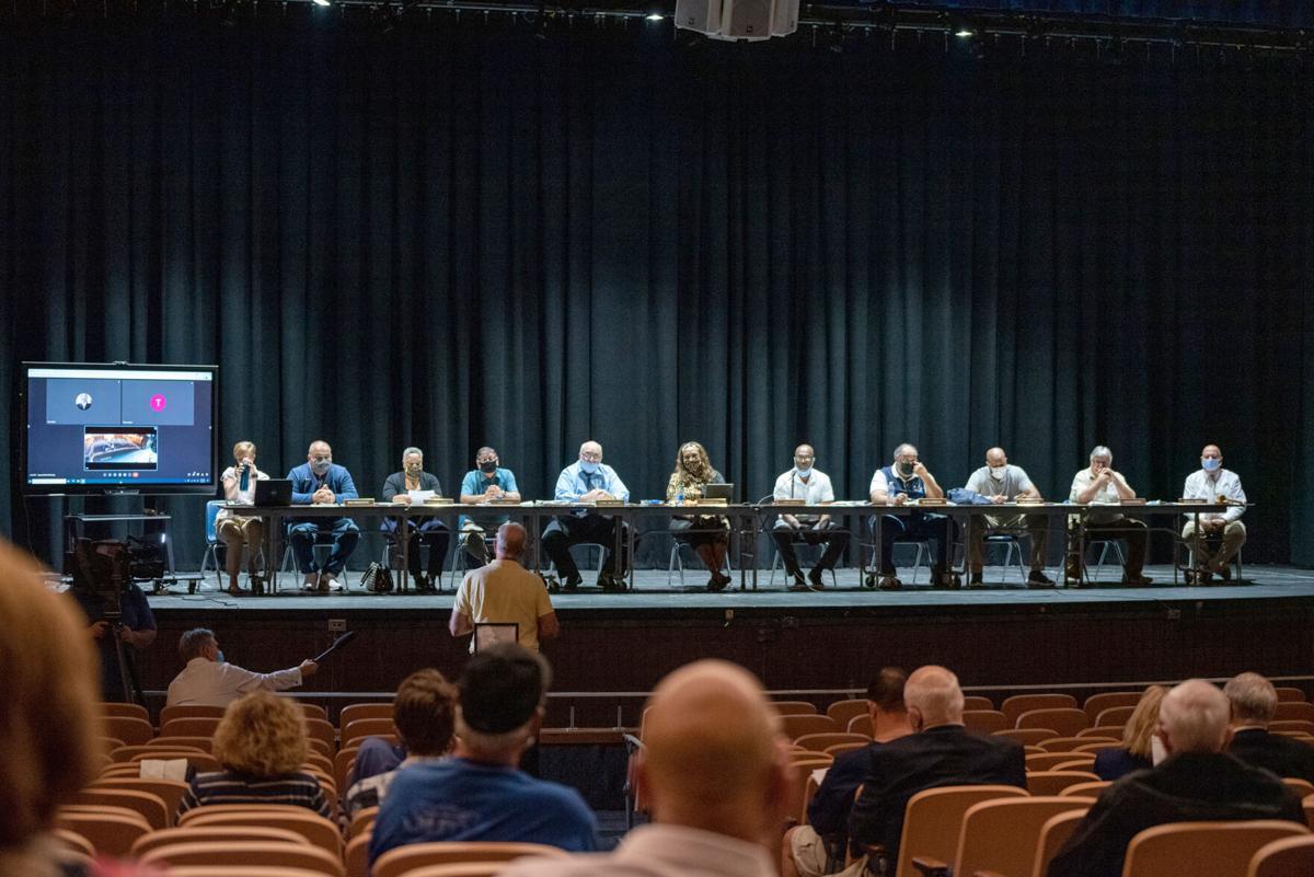 Farrell school board