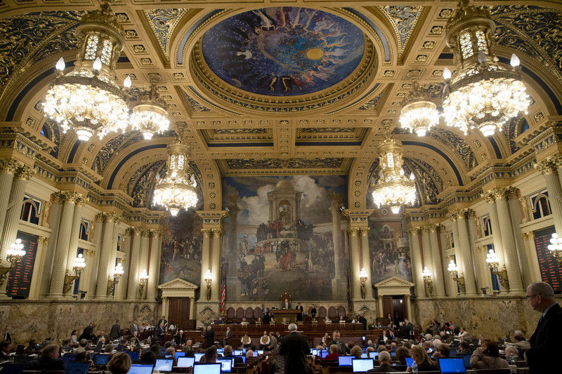 House GOP launches new round in Pa. budget battle