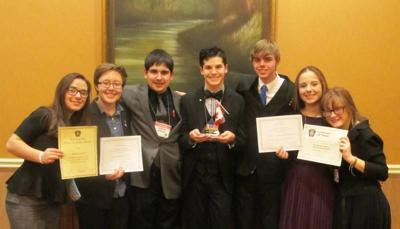 Reynolds Key Club members attend district convention | Lifestyles