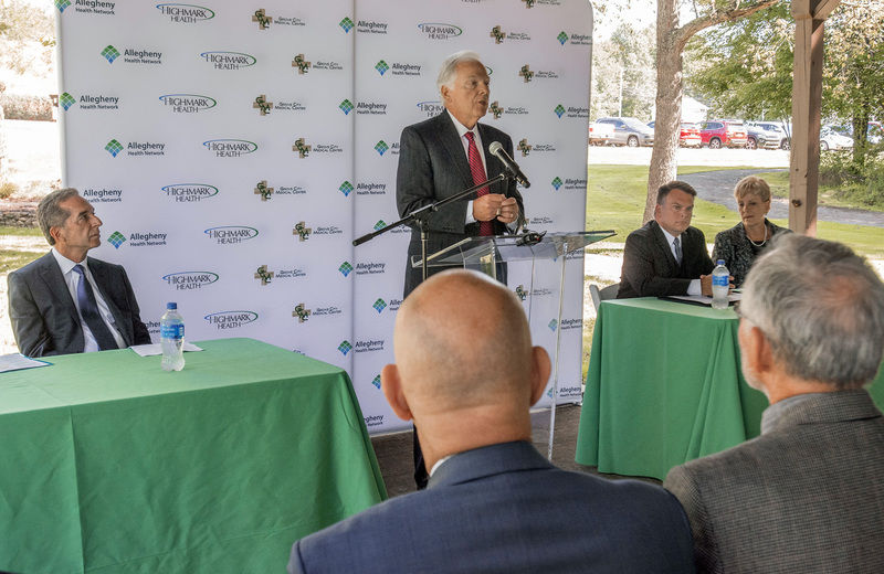 Grove City Medical Center merging into Allegheny Health Network bonner