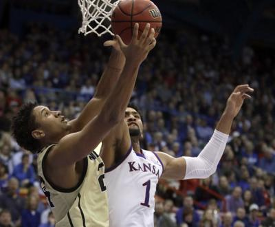 Wofford Kansas Basketball