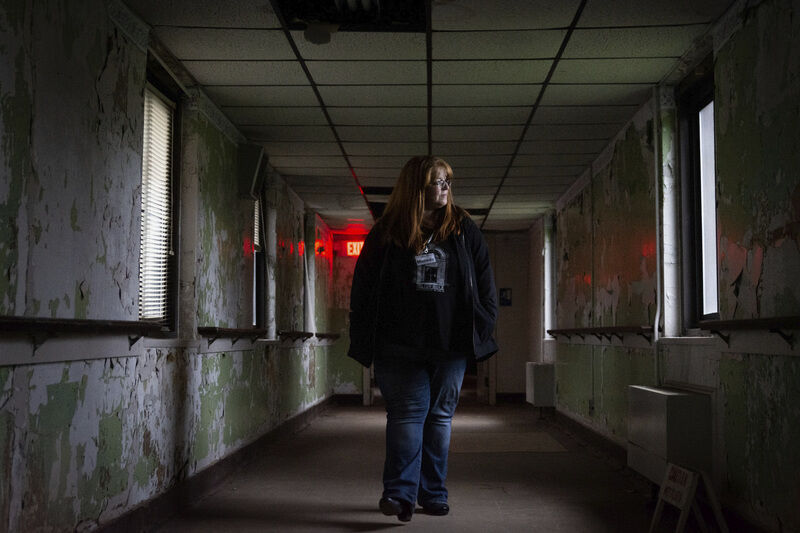 Spirits, investigators now roam halls of former care home