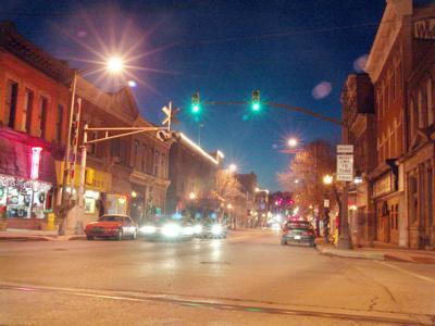 Downtown Sharon