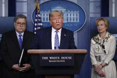 Tensions rise as $2 trillion virus aid stalls in Washington