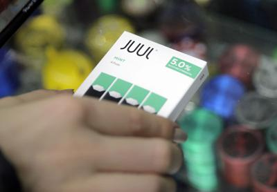 Juul halts U.S. sales of popular mint-flavored e-cigarettes