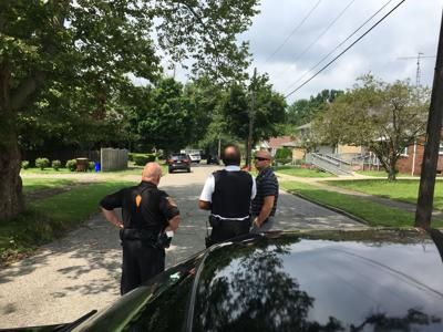 Police execute warrant in Farrell