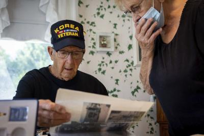 A 'thank you,' 70 years on