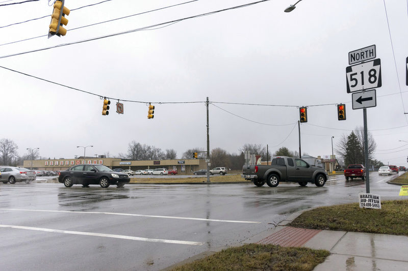 PennDOT plans improvements at 2 busy Farrell intersections