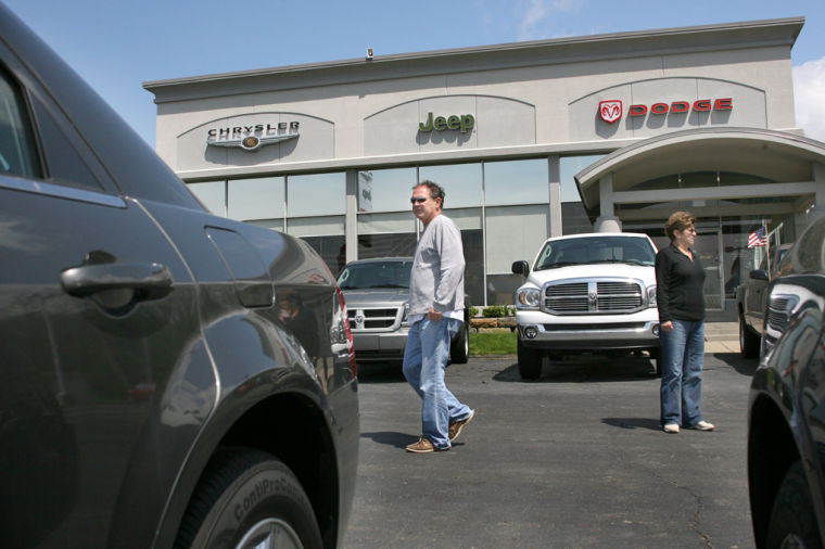 Local Chrysler Dealers Spared In Nearby Ohio Not So Fortunate - The nearest chrysler dealership