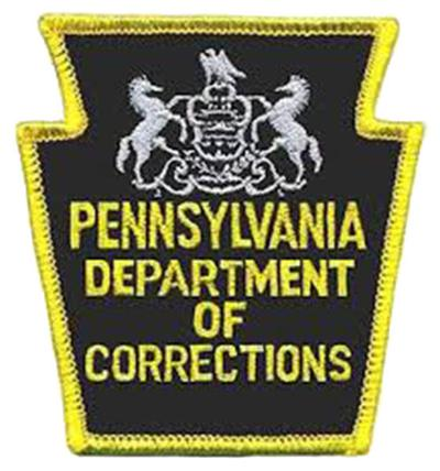 Pa dept of corrections patch