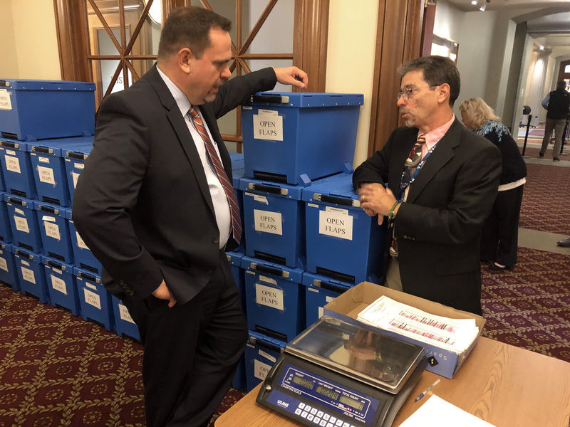 A vote of confidence: Eyes of state, nation on Mercer County for post-election audit
