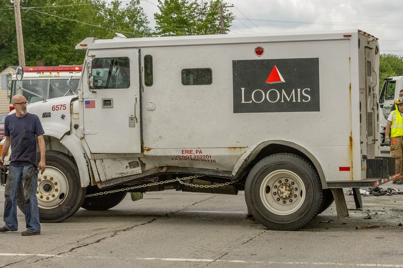 Image result for loomis truck