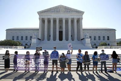 Abortion foes upset after Supreme Court ruling