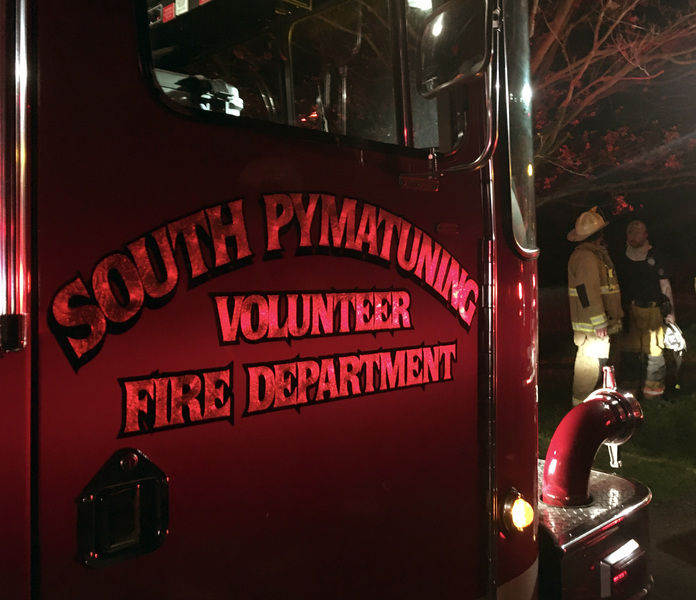 Fire damages S. Py house; owner taken to hospital as precaution