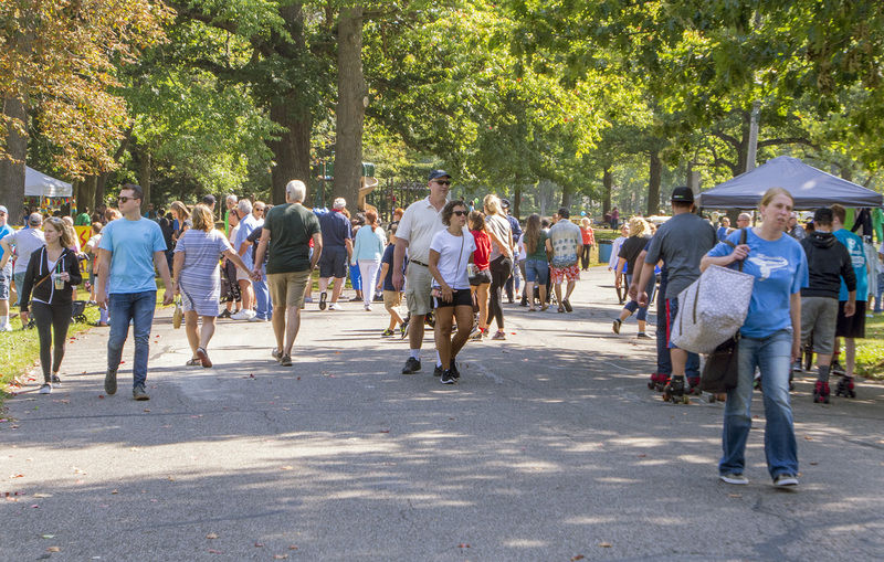 Your guide to Buhl Day 2018 crowd