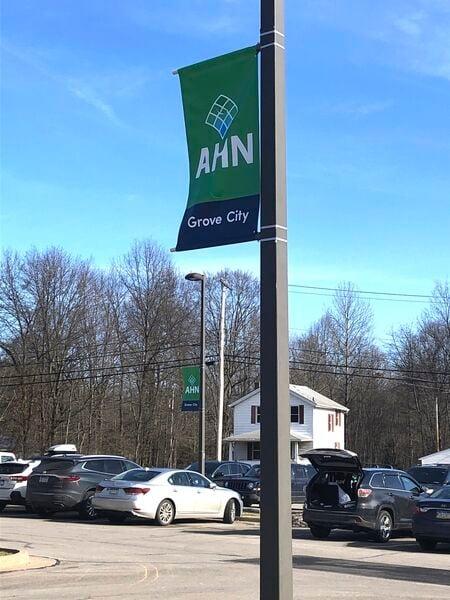 AHN picks doctor as Grove City president