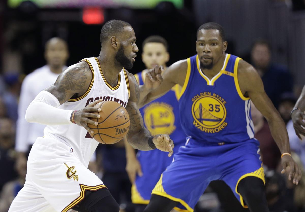 On Christmas, the NBA shows its best   Sports   sharonherald.com