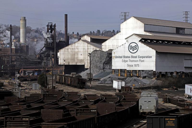 US Steel plows $1 billion into western Pa. operations