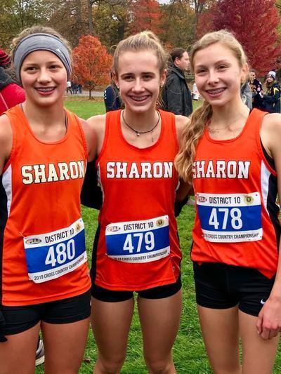 Sharon runners