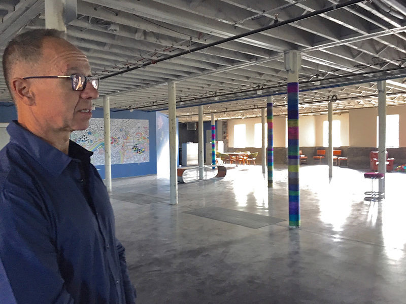 Landino's investment in city exceeds $10M