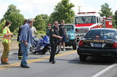 fatal cycle wreck