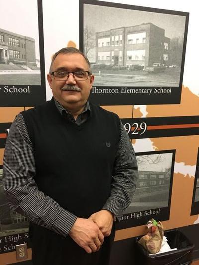 Calla to retire as superintendent of Sharon schools