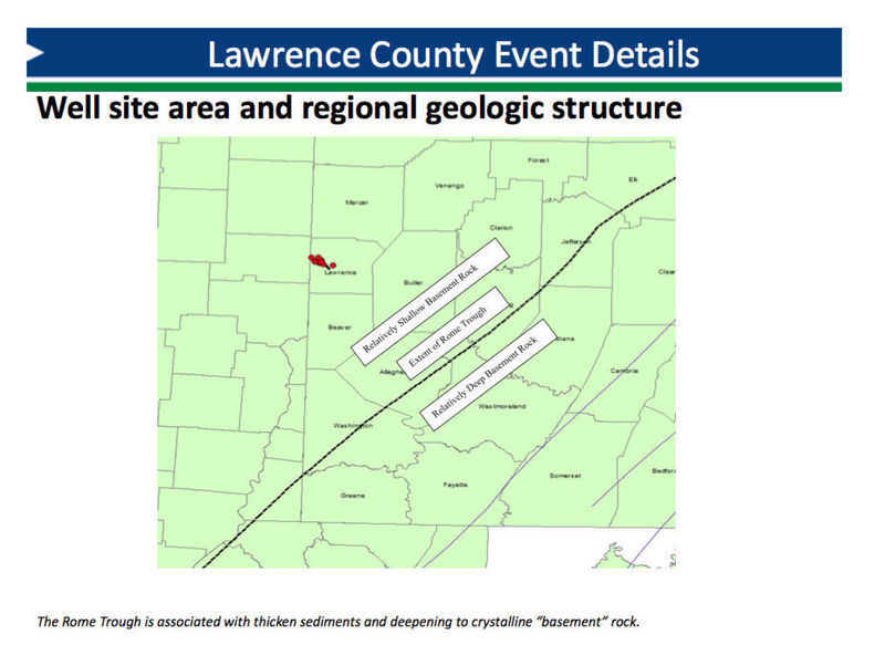 DEP moves to prevent more fracking-induced quakes | Local News ...